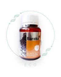 Капсулы ДИАБСОЛ с маслом чёрного тмина ЭФИОПСКИЕ семена от Baraka, 90 шт по 750 мг