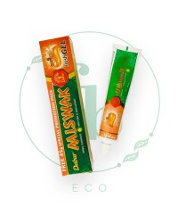 "Индийская ЗУБНАЯ ПАСТА ""Miswak Fresh Gel"", 60 г"
