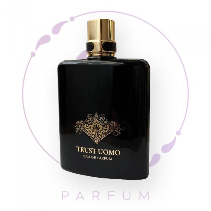 Парфюмерная вода TRUST UOMO (Траст Уомо) Fragrance World, 100 ml