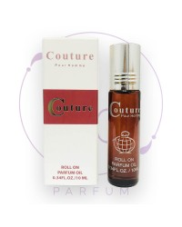 Масляные роликовые духи COUTURE Pour Homme by Fragrance World, 10 ml