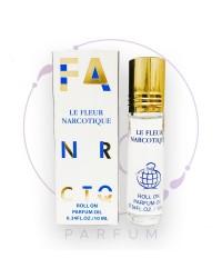 Масляные роликовые духи по мотивам FLEUR NARCOTIQUE - Ex Nihilo, 10 ml