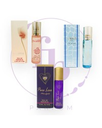 Набор любых 3-х масляных духов от Fragrance World (на выбор), по 10 ml