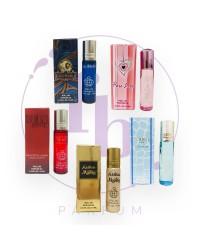 Набор любых 5-ти масляных духов от Fragrance World (на выбор), по 10 ml