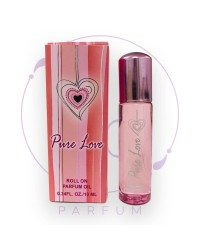 Масляные духи роликовые PURE LOVE (Чистая Любовь) by Fragrance World, 10 ml
