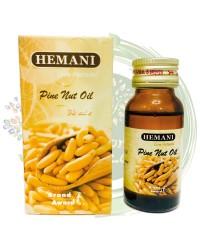 Масло КЕДРОВОГО ОРЕХА (Pine Nut Oil) Hemani, 30 ml
