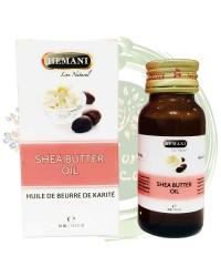 Масло ШИ (Shea Butter Oil) Hemani, 30 ml