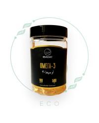 Капсулы ОМЕГА-3 (рыбий жир) от Ibadat (Ибадат), 180 шт по 500 мг