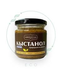 Растительный комплекс КЫСТАНОЛ Природный Антибиотик (кыст аль-хинди с мёдом и льняным маслом) от Mirusalam, 230 гр
