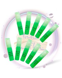 Набор УНИСЕКС 10-ти ТОП-вых наливных масляных духов, по 1 ml