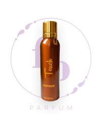 Парфюмерный дезодорант/спрей для тела TOUCH by Souvenir, 200 ml