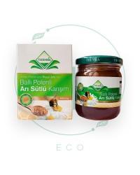 Медовая паста с Маточным молочком и Пыльцой (для детей) от Themra, 240 гр