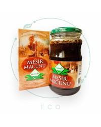 Медовая паста СУЛТАНСКАЯ Mesir Macunu от Themra, 420 гр